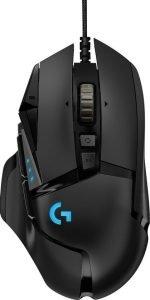 Logitech G 502 Hero | Gaming Muis | PrijsKrijger
